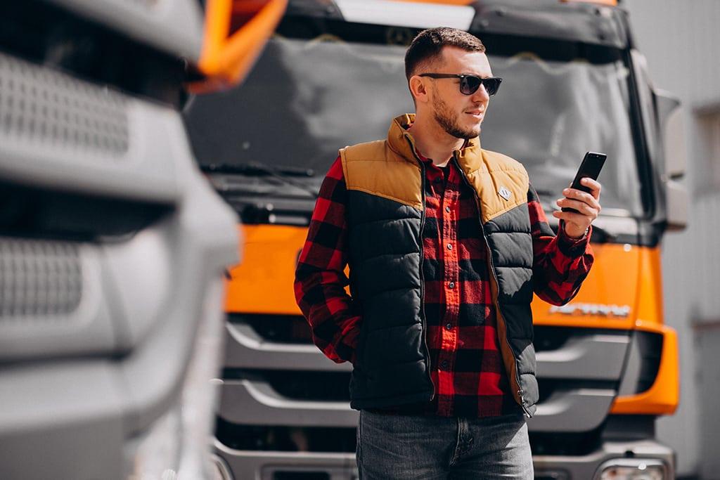 aplicativos para caminhoneiros